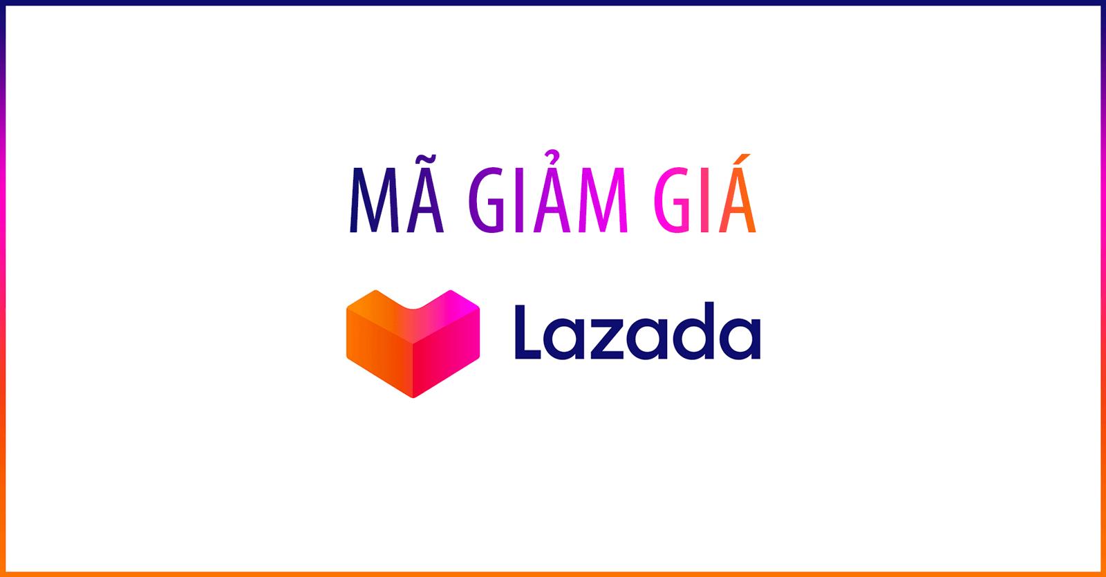 Thông tin mã giảm giá Lazada