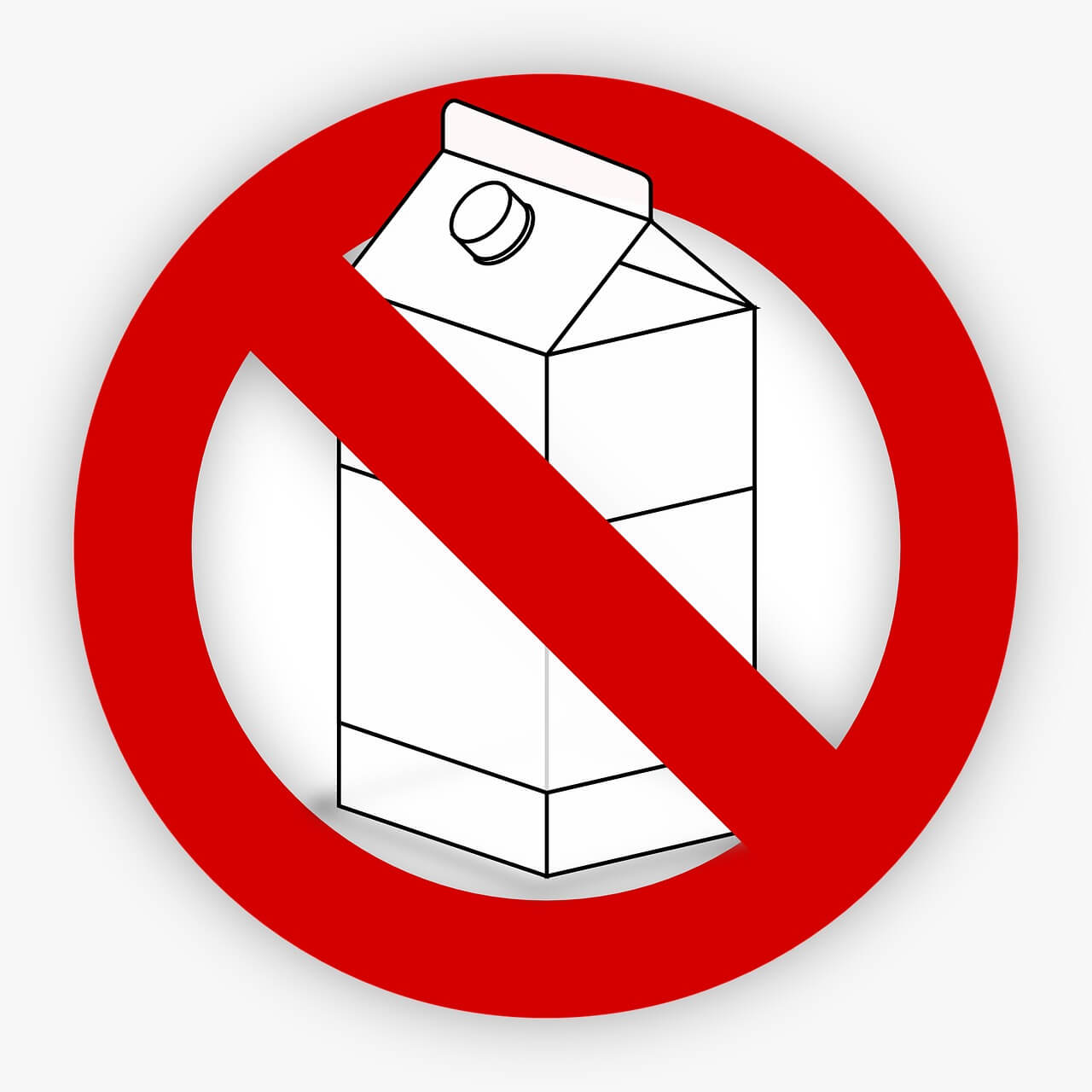 Image depicting to say no to unpasteurized milk