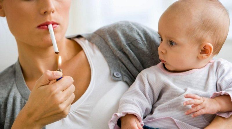 Что такое никотин: мифы о безопасности курения во время грудного вскармливания
