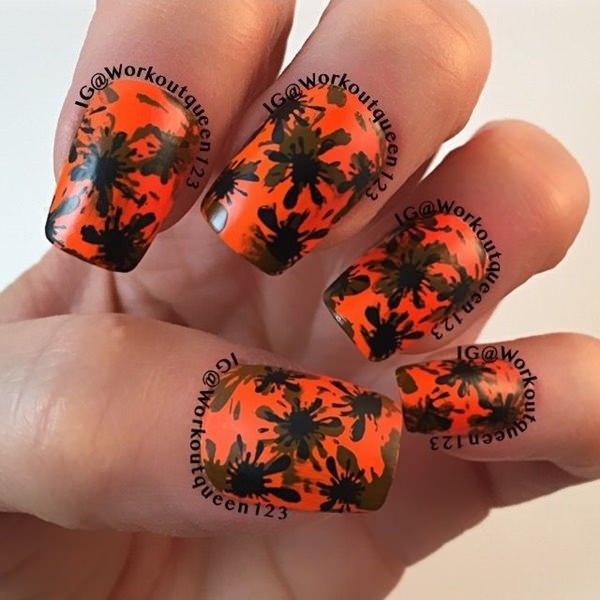 cute nail designs creem (75)