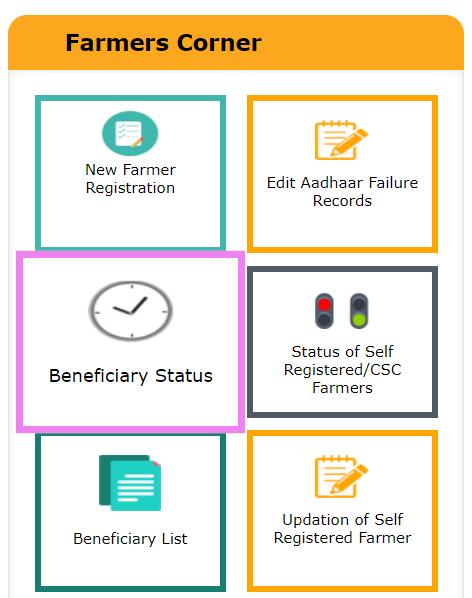 Beneficiary Status