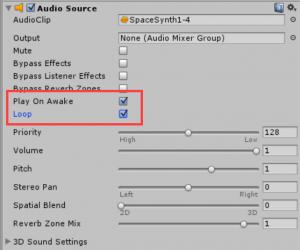 LoopAudioClip