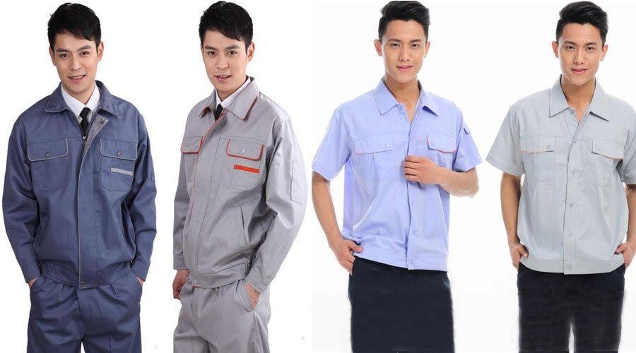 Quần áo bảo hộ lao động - Giầy bảo hộ lao động YKNB