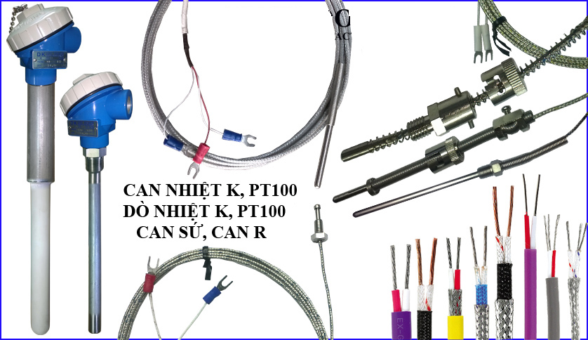 can nhiệt pt100
