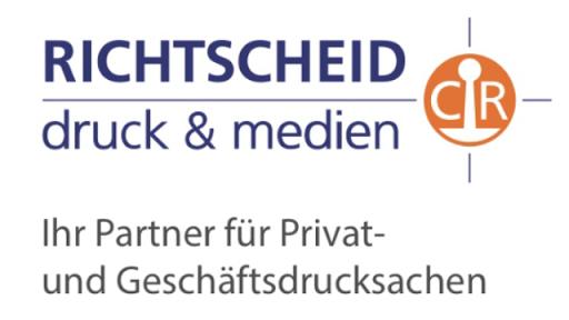 Richtscheid Druck Medien Ihre Druckerei In Oberhausen