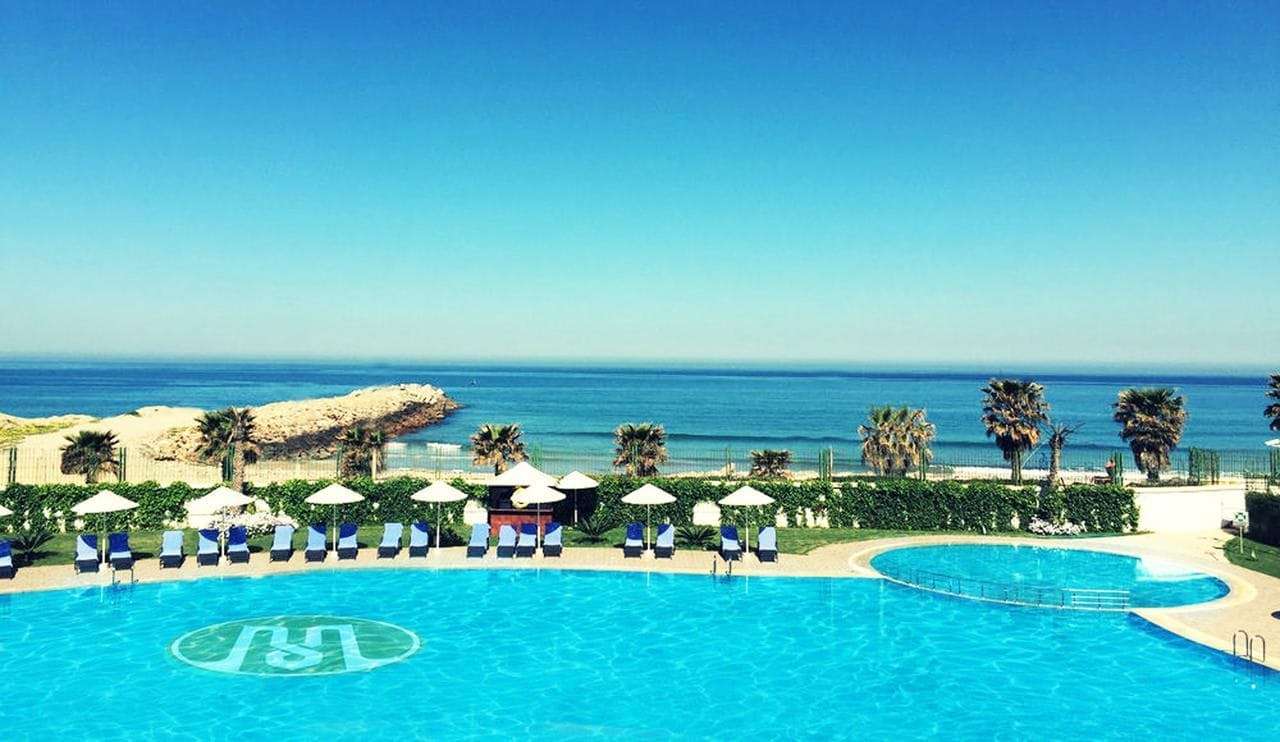 Grand Mogador Tanger Sea View & Spa