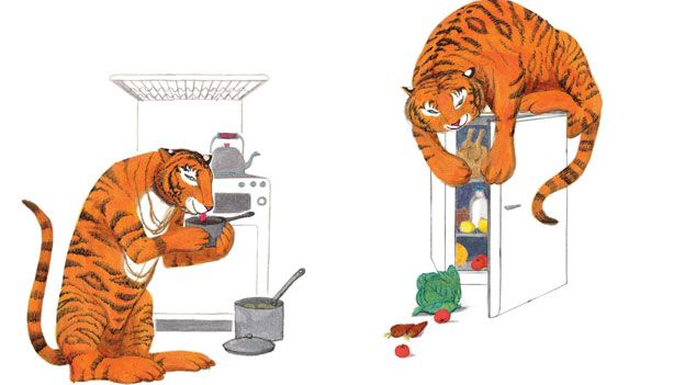Stoicism and Tigers Who Come to Tea