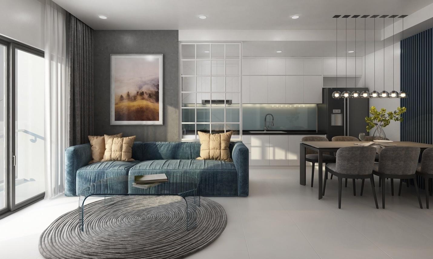 Dịch vụ thiết kế nội thất bao gồm những gì?