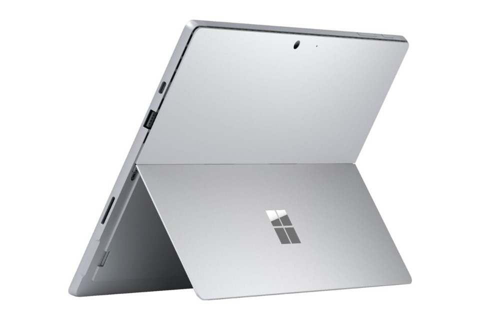 Thiết kế Surface Pro 7 Plus