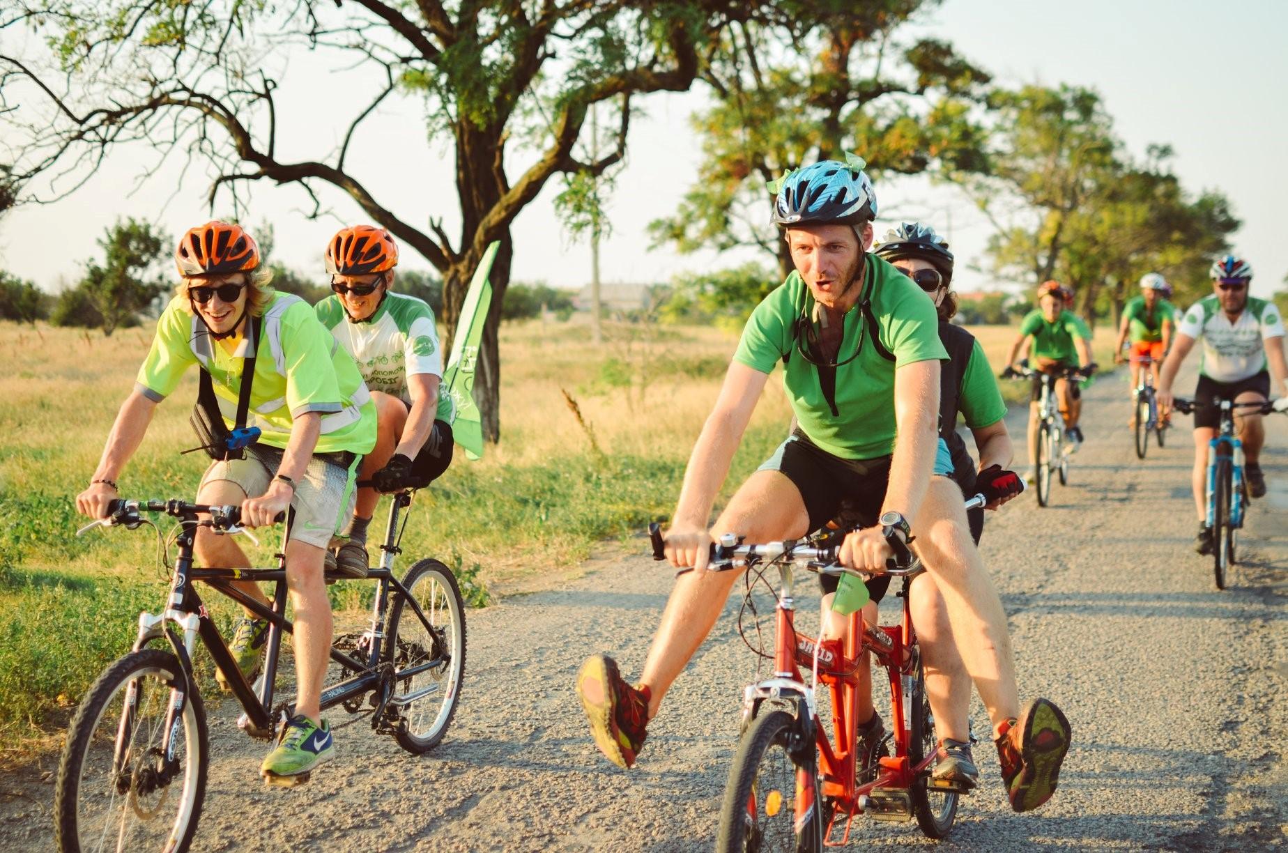 Maraton Rowerowy będzie trwał od 27 sierpnia do 19 września 2019, a jego uczestnikami będą osoby w wieku od 18 do 25 lat.