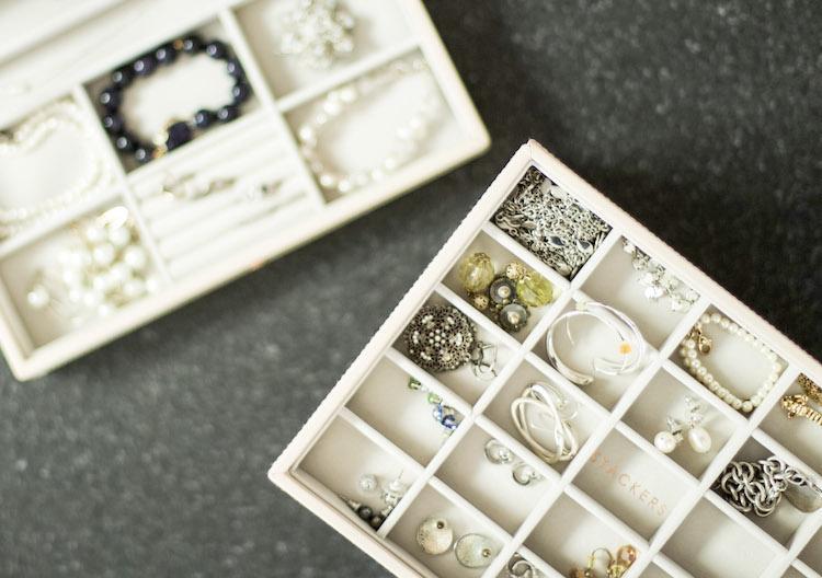 Organizing Your Jewelry Box