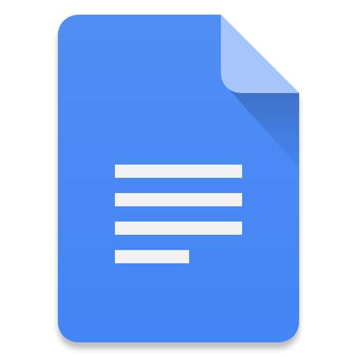 Image result for google docs icon
