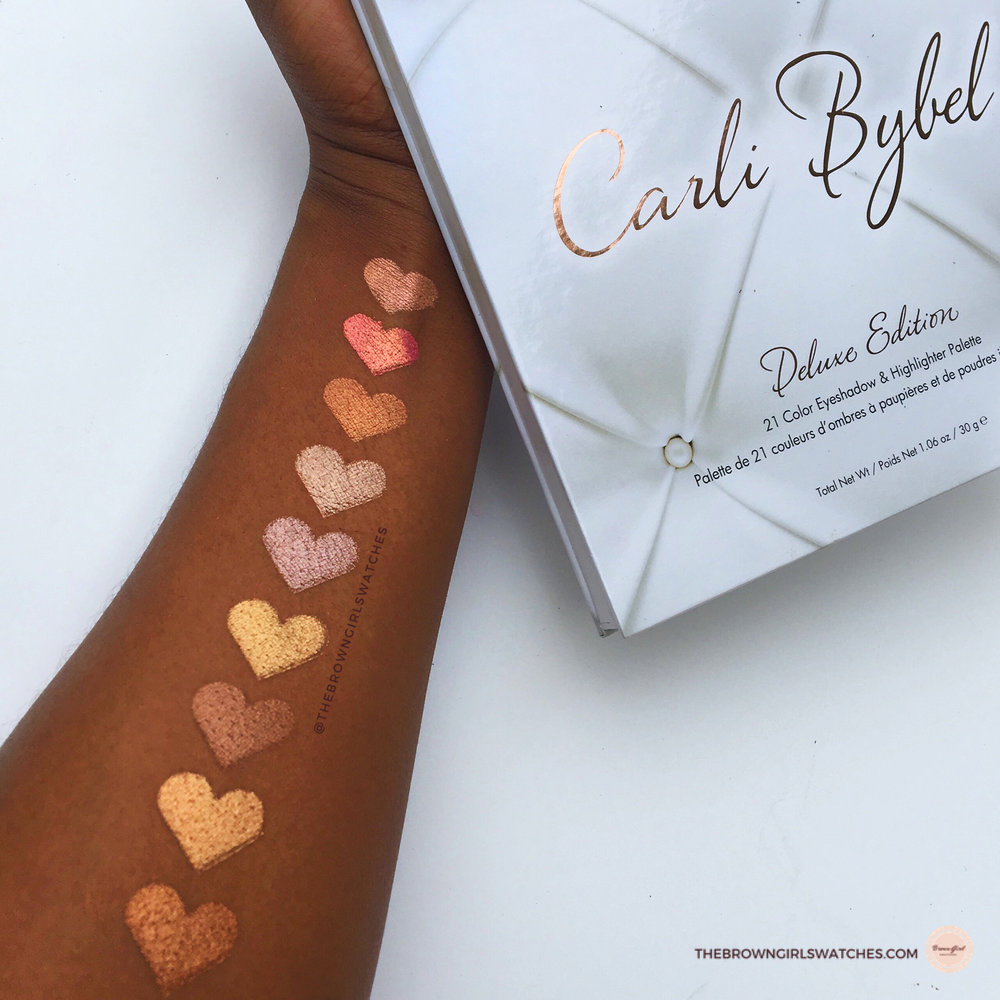 Image result for carli bybel palette swatch