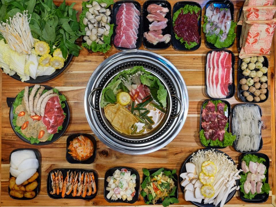 Ăn Buffet  lẩu nướng view hồ Tây cực sang chảnh với giá chỉ 269k tại nhà hàng Ohcha - Ảnh 7