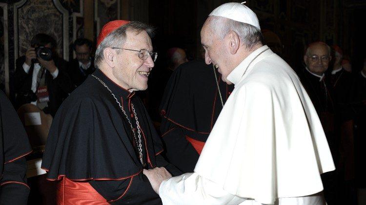 Đức Hồng y: người tín hữu hiểu tông huấn Amoris laetitia, hãy dừng những cáo buộc dị giáo