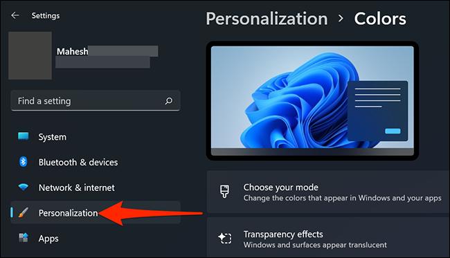 Hướng Dẫn Bật Chế Độ Tối Trên Windows 11