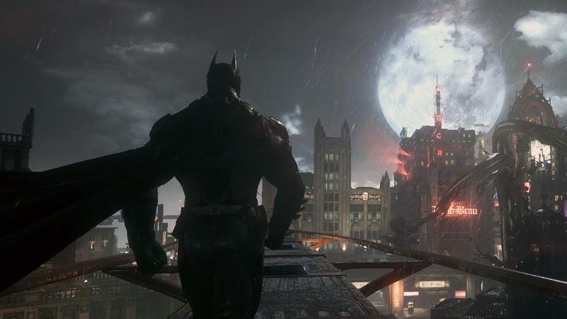 Batman: Arkham City Game