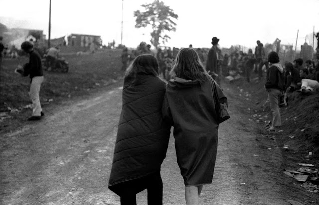 Photos of Life at Woodstock 1969 (19)