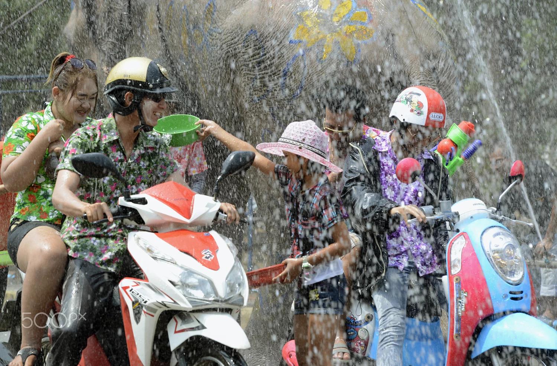 Có một lễ hội Songkran sôi động chờ bạn tham gia trong dịp tháng 4 tại Thái Lan - ảnh 13