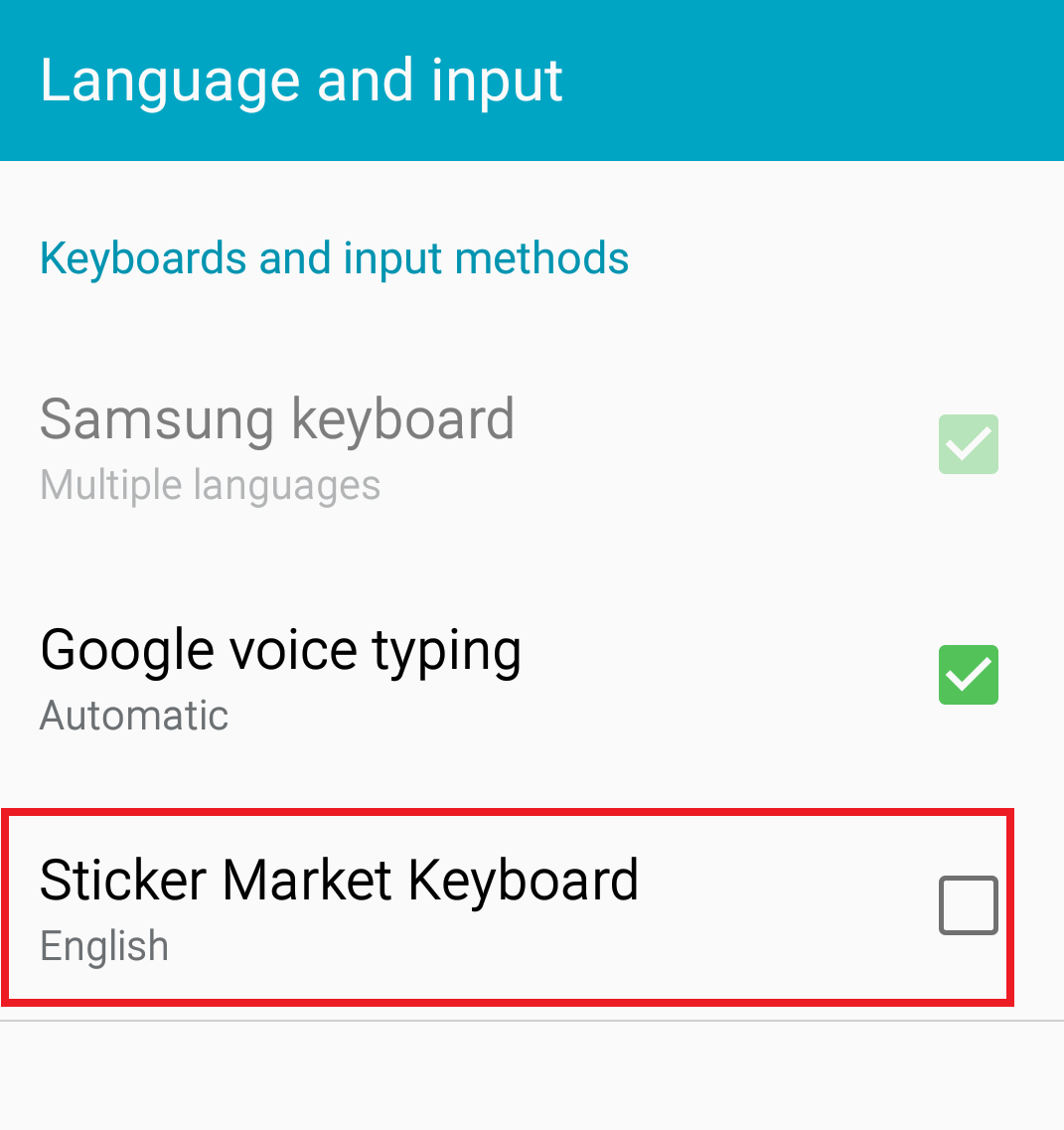 Sticker Market Best Free Sticker App For Android