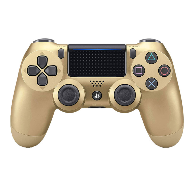 Gold Sony PS4 DualShock 4 Wireless Controller