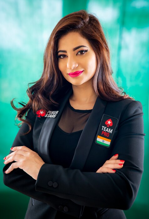 Muskan Sethi - One of the poker queens of India