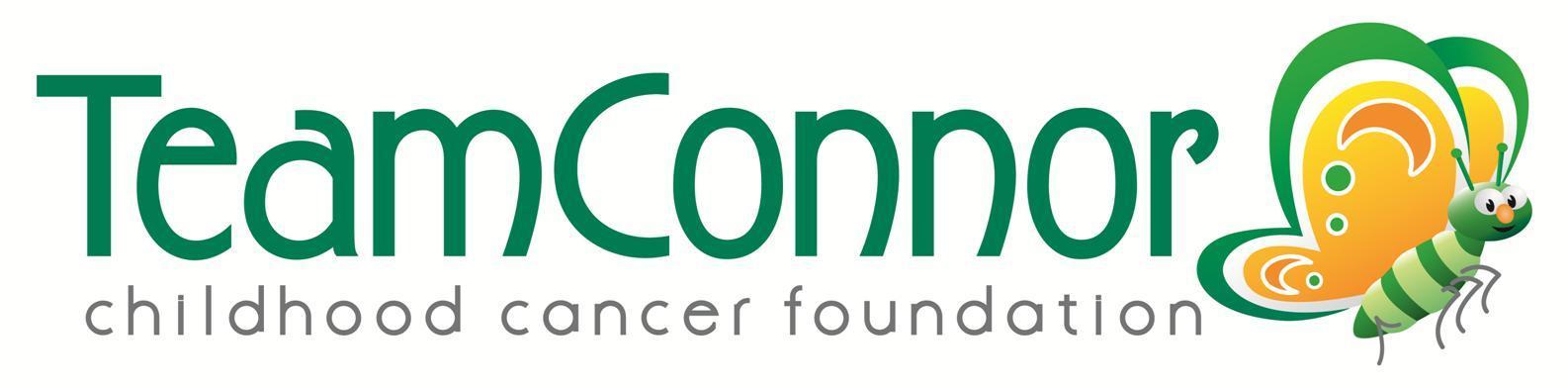 Color Logo TCCF 2013 - TeamConnor Childhood Cancer Foundation