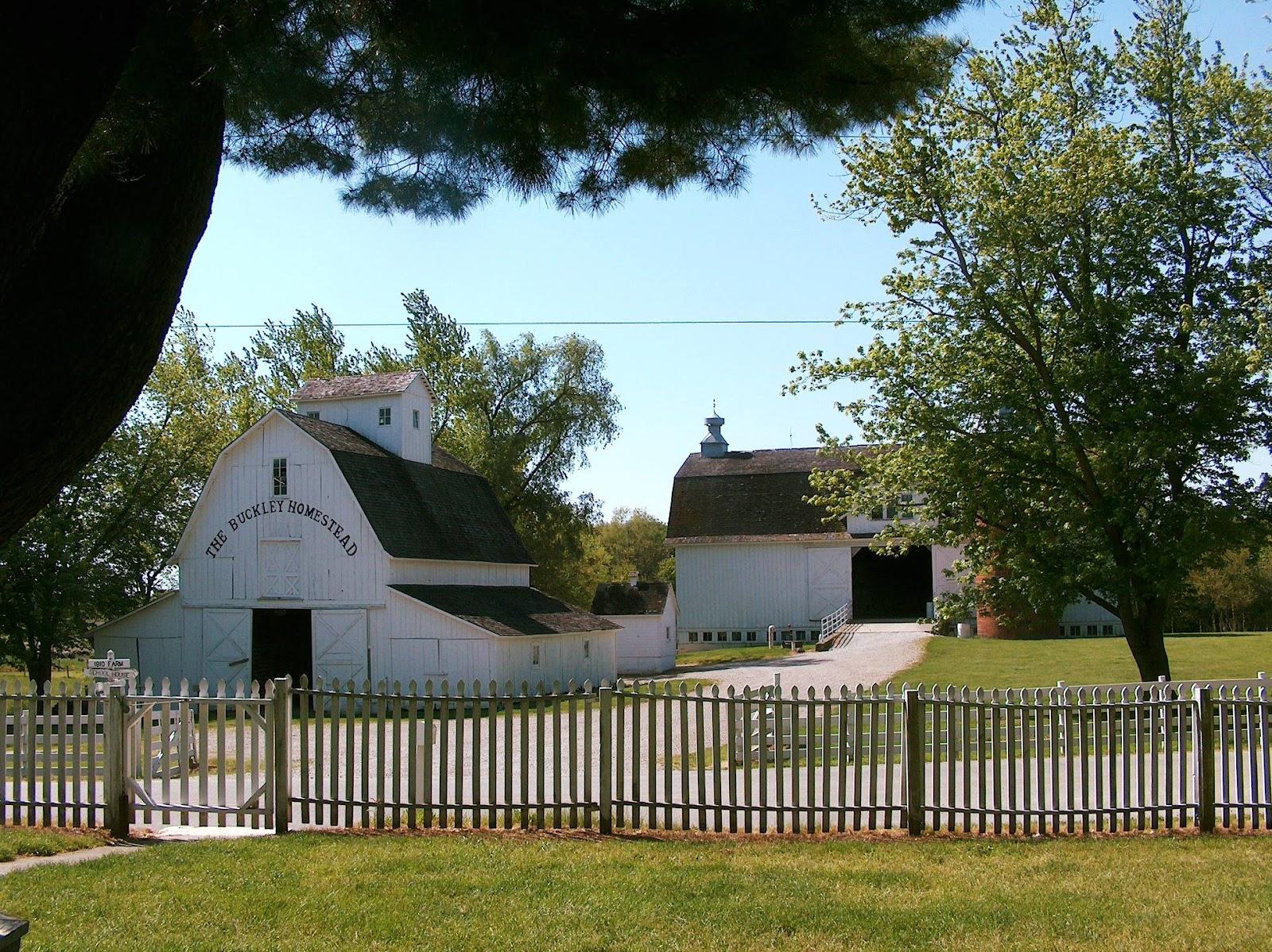 The Buckley Homestead
