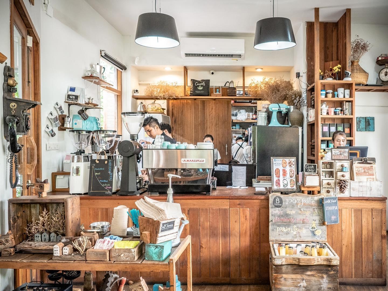 5. Bluetamp Café