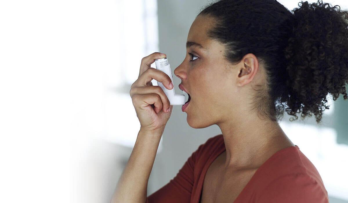 Asthma   Office on Women's Health