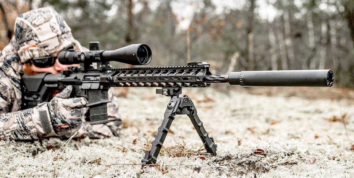 Is It Legal to Hunt with an AR-15? - Wing Tactical