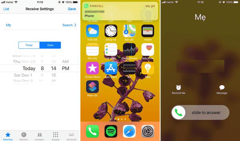 Cách tạo cuộc gọi giả mạo trên iPhone đơn giản, nhanh chóng