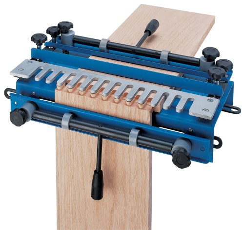 Woodstock D2796 12-Inch Dovetail Jig with Aluminum...