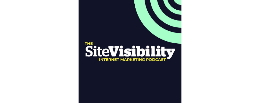 The SiteVisibility Internet Marketing Podcast  logo
