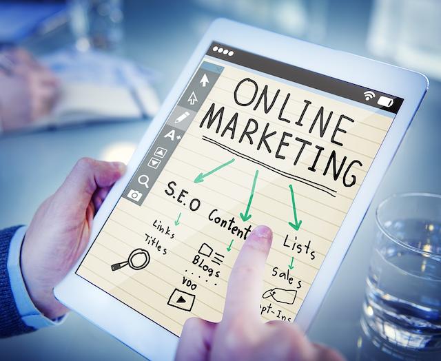 Giá dịch vụ marketing online phụ thuộc vào thời gian triển khai