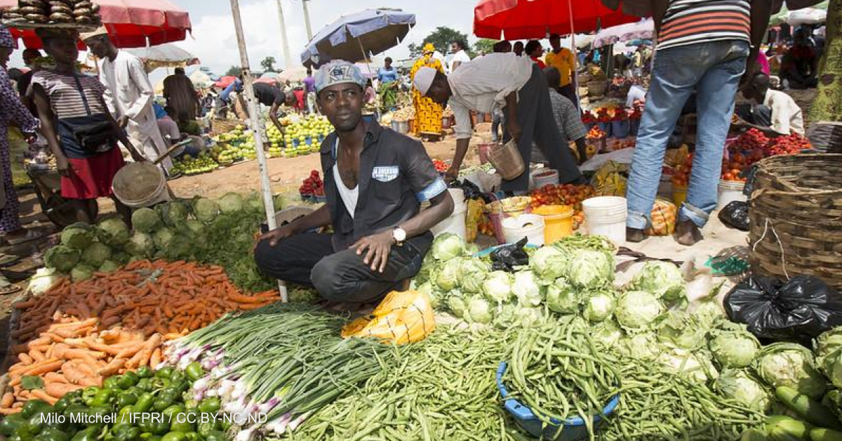 Low-income countries hit hardest by spike in global food prices
