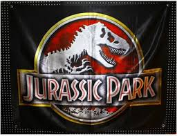 Image result for Jurassic Park Flag