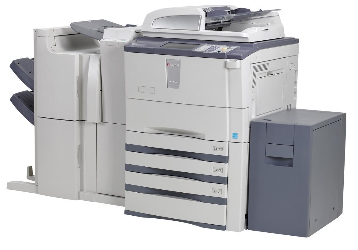 Kết quả hình ảnh cho thuê máy photocopy toshiba
