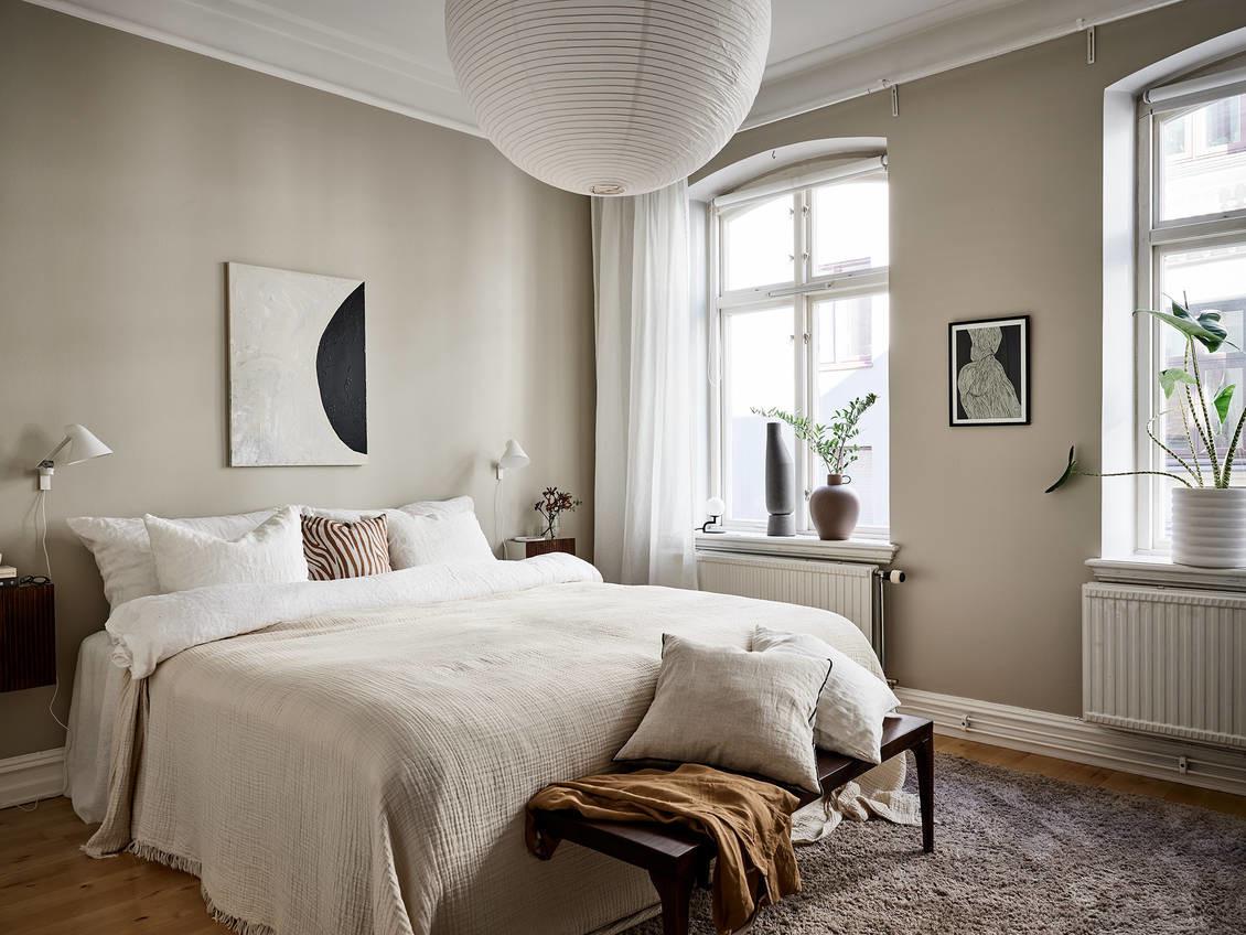 Estilos de decoración de interiores: estilo nórdico