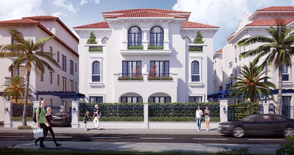 Grand City Feria Hạ Long mở bán 500 biệt thự ở