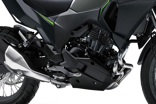 Kawasaki Versys-X 300 Tourer รถจักรยานยนต์ Touring Adventure น้องเล็กคันล่าสุดของทางค่าย5