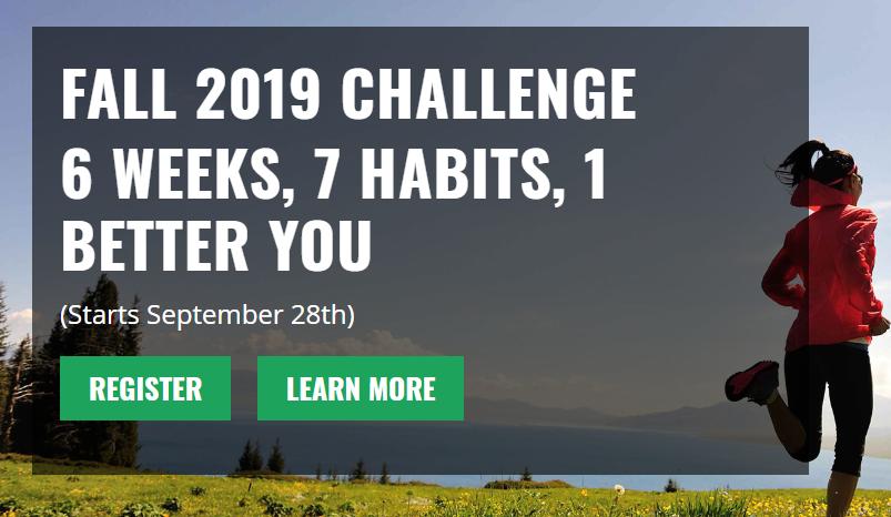Whole Life Challenge Login