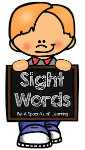 Image result for sight words clipart