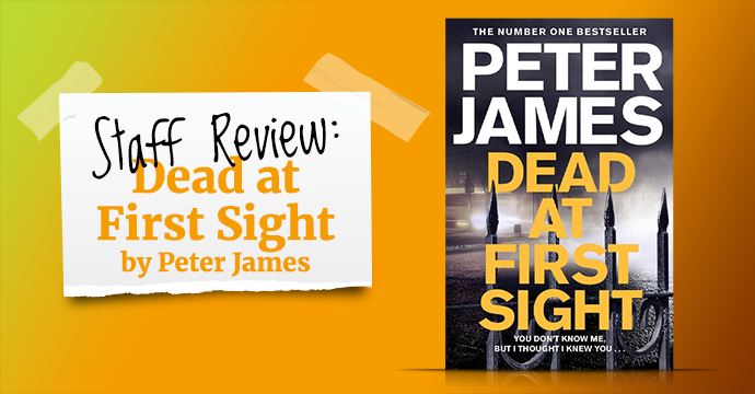 dead at first sight book review
