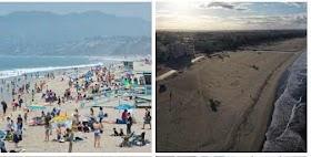 "Consequences of coronavirus, a ""ghost zone"" in California [PHOTOS]"