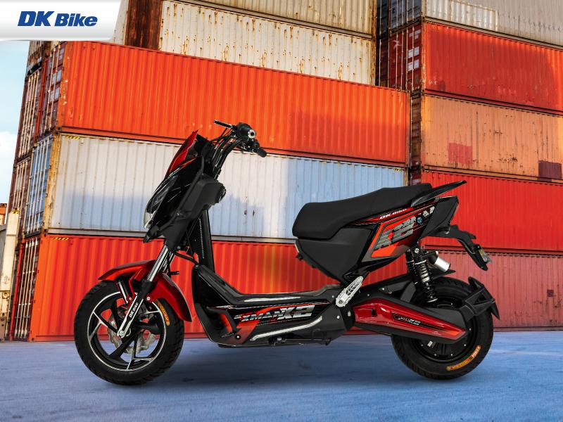Cac mau xe ga 50cc xe dien phu hop cho hoc sinh - 9