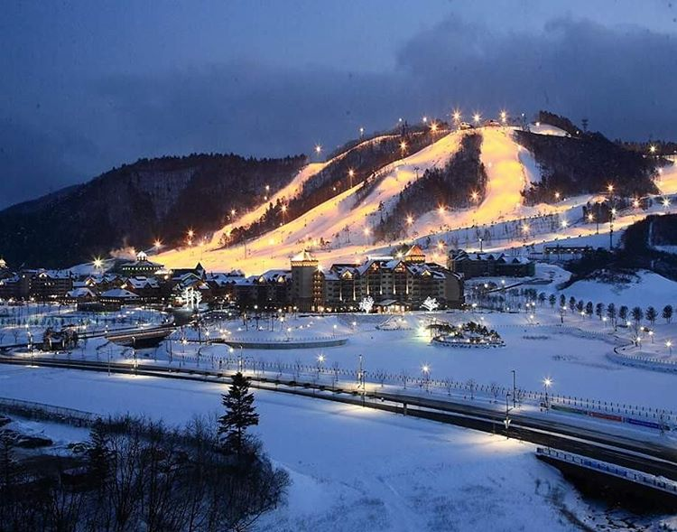 ski resorts from Seoul