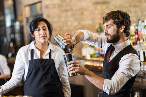 How to Talk to Parents about Bartending