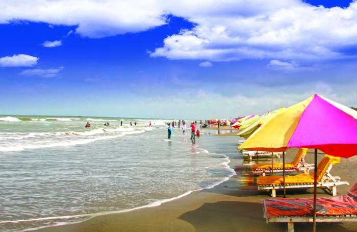 Coxs Bazar Beach