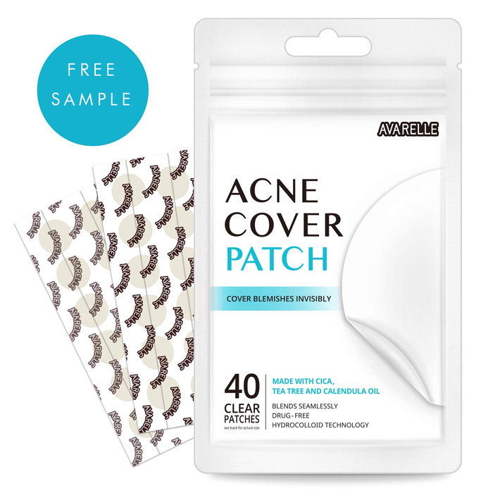 FREE Avarelle Acne Cover Patch...
